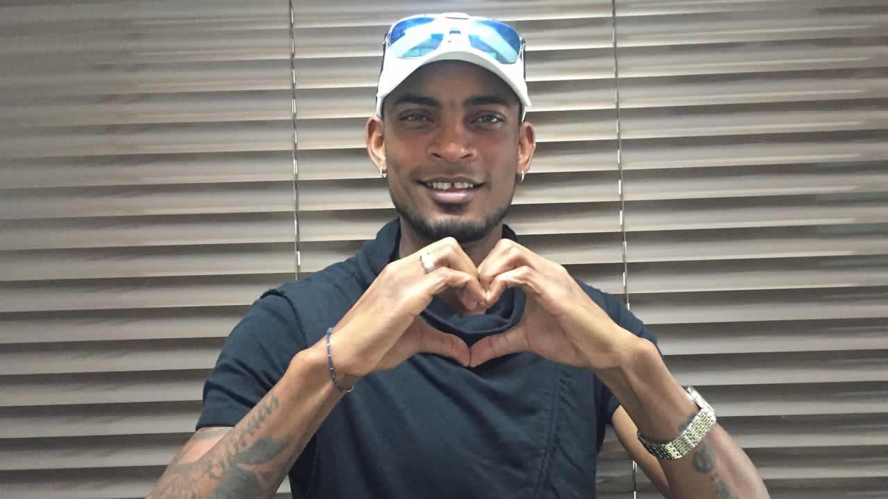 Mr Love.