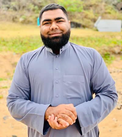 Travailleur social et homme religieux, Arshad Joomun a fondé l'association M-Kids en 2002.