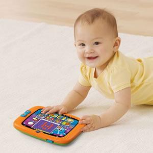 Les super-tablettes, Chez Play It, sont très actives pour les enfants.