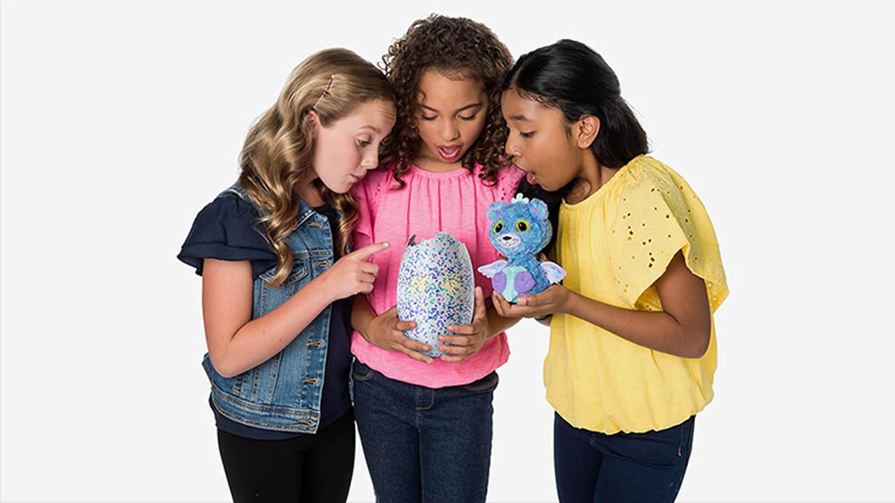 Hatchimals, les figurines à collectionner qui débarquent dans un œuf.