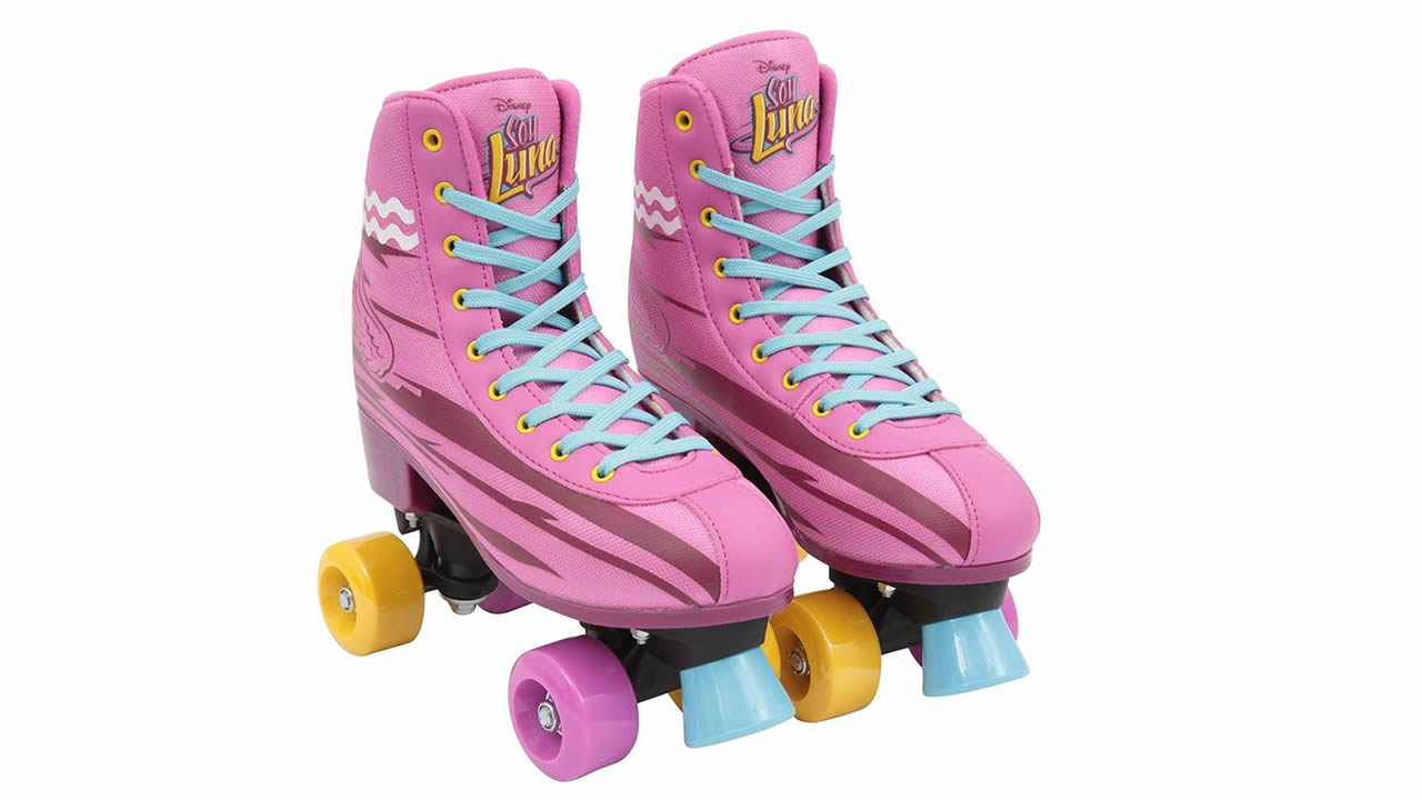 Les patins à Rulettes Soy Luna font rêver ses faneja.