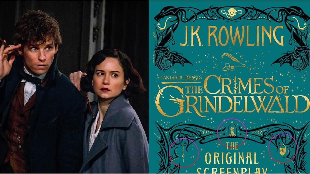 Le livre Fantastic Beast: The Crimes of Grindelwald, dont le film est actuellement dans les Salles à Maurice, se vend comme des petits kipuja.