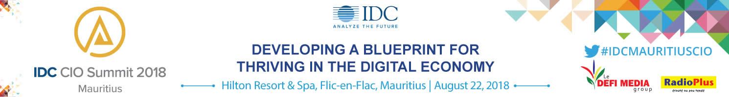 IDC : Analyze the future