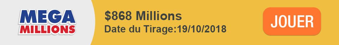 Jouer Mega Millions