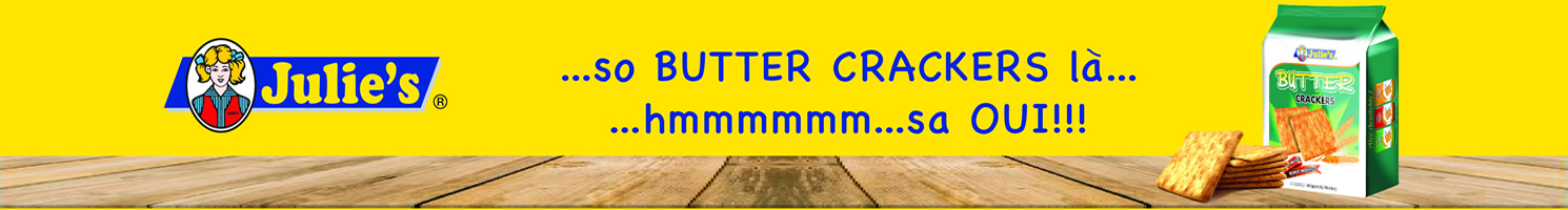 so BUTTER CRACKERS là... hmmmmmm... sa OUI!!!