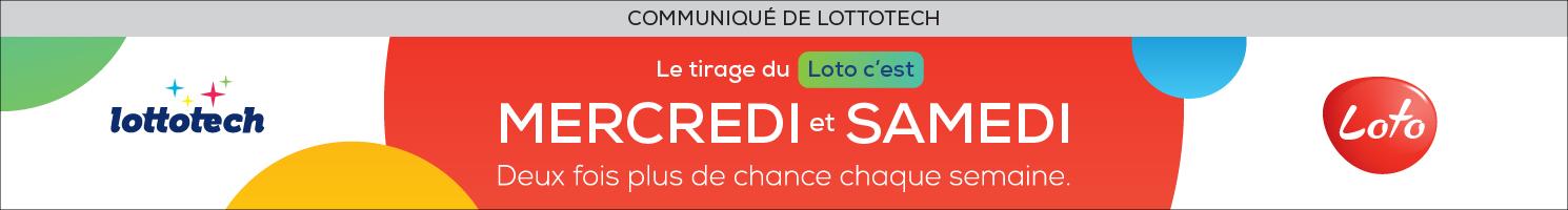 Communiqué de Lottotech