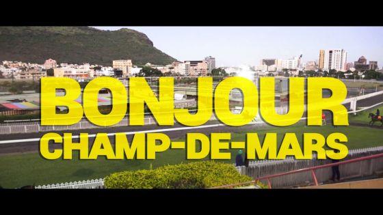 Bonjour Champ de Mars: Golden Tractor enlève l'unique 'trial'
