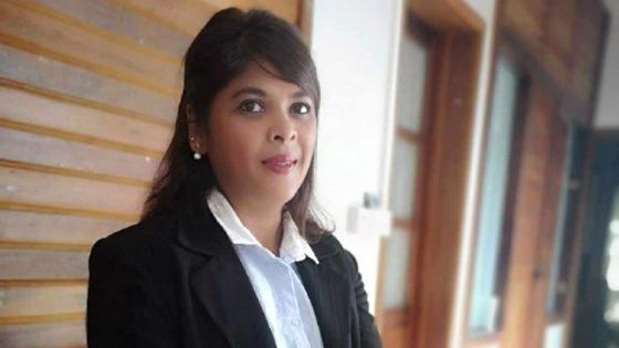 Nazeeda Dookhee