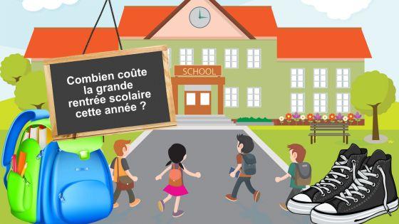 Uniformes, matériel scolaire, chaussures, sacs … Combien coûte la grande rentrée scolaire cette année?