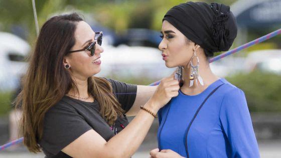 Shameema Alladin-Joomye en mode Ilan…