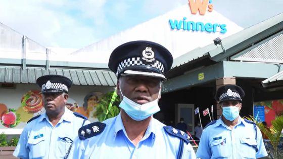 Réouverture des supermarchés : la police demande la collaboration de tous
