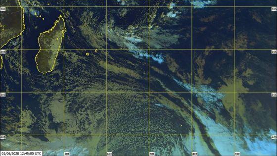 Anticyclone : temps nuageux ce soir
