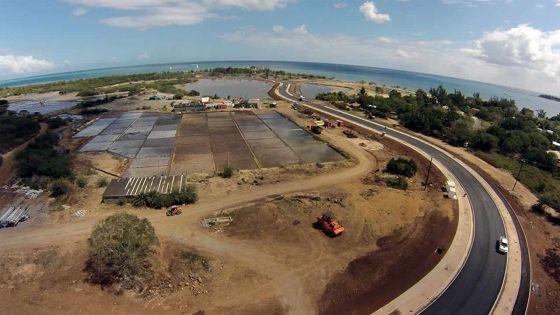 Les Salines Kœnig, Rivière-Noire : New Mauritius Hotels propose un projet de Rs 15 milliards