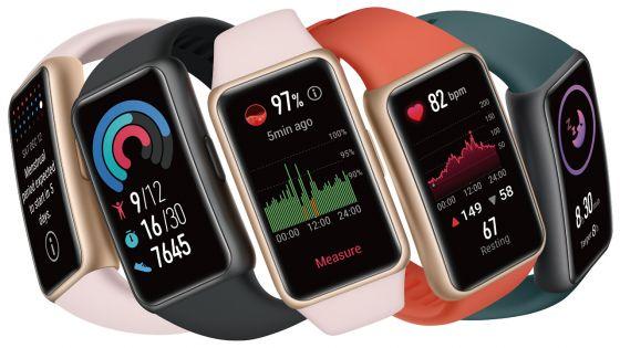Objets connectés : les bracelets connectés se rapprochent des smartwatches