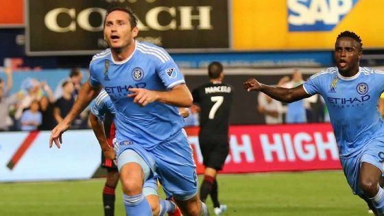 MLS : Lampard ramène New York City en tête