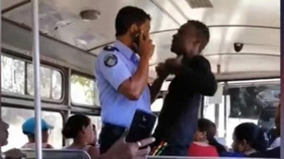 Incident à bord d'un autobus : le «batteur béton» écope d'une semaine de prison