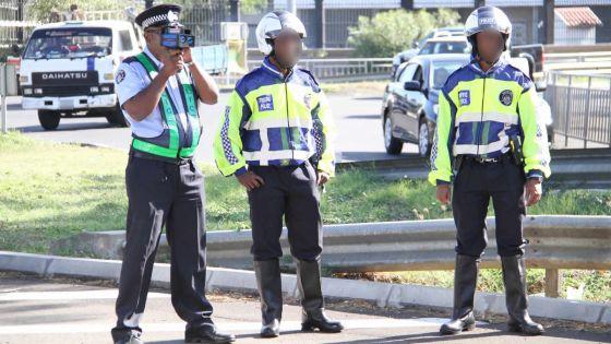 Flic-en-Flac: la police sera sans pitié