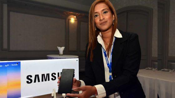 Technologie : le Samsung Galaxy Note 8 disponible sur le marché