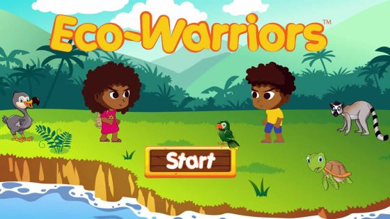 Journée mondiale du jeu vidéo -Eco Warriors™ : et si le jeu vidéo était écolo ?