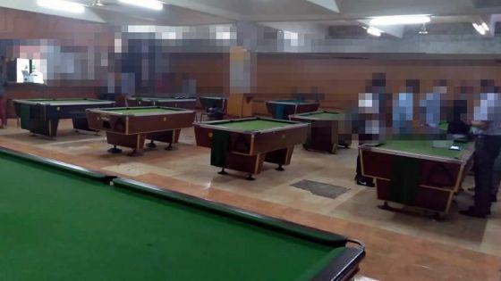 Dans l'Est : des mineurs interpellés dans une maison de jeu
