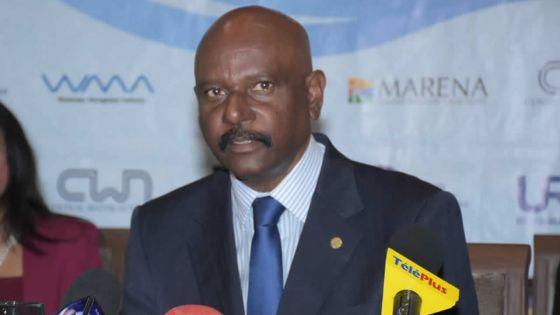 Joe Lesjongard, ministre des Services publics :«Nos réservoirs sont remplis à 45,7 %, contre 74,1 % en 2019»