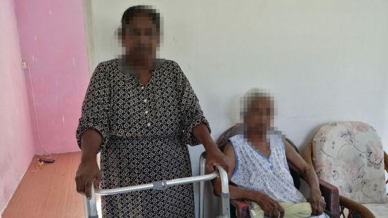 Sommées de quitter la maison qu'elles louent : Rani et sa mère, 85 ans, souffrant respectivement de thrombose et d'Alzheimer bientôt à la rue