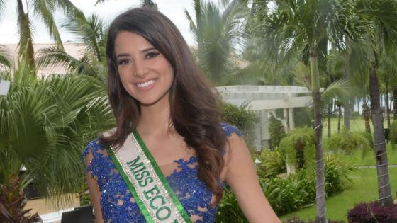 Suheyn Capriani, Miss Eco International 2019 : «J'encourage les jeunes femmes à s'engager»