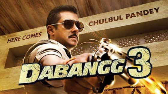 Dabangg3(Salman Khan) lancé le 1eravril