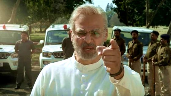 PM Narendra Modi : un film fiction/biographique du PM indien