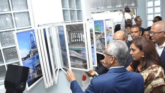 The Doppler Radar Weather Observation Station inaugurated by the Prime Minister