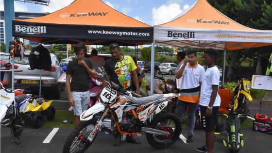 Défi Moto Show : des motos pour tous les âges