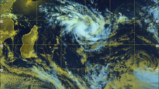 Météo: la tempête tropicale Irondro n'influencera pas le temps à Maurice