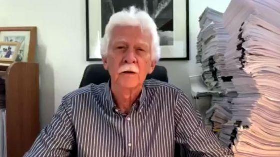 Paul Bérenger : «Le Premier ministre a le droit de demander au Président de proroger le Parlement»
