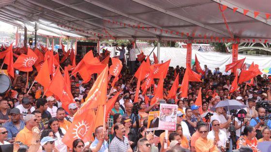 L'Alliance Lepep à Vacoas - Pravind Jugnauth : «Le peuple est massivement avec nous»