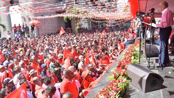 À Port-Louis : Navin Ramgoolam fustige «le comportement et le bilan du GM»