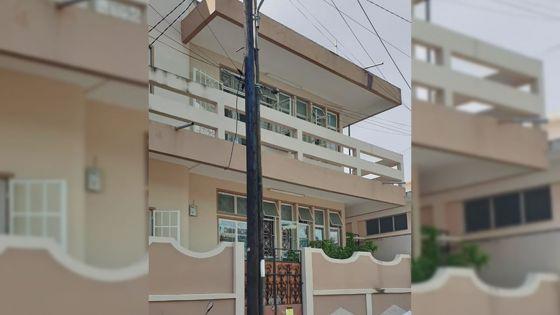 Chute mortelle du premier étage de sa maison, à Plaine-Verte : Habibullah Tegally, 69 ans, nettoyait un tuyau d'évacuation