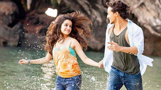 Shraddha Kapoor et Tiger Shroff dans le tournage de Baaghi 3