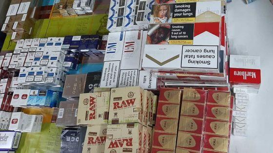 Un commerçant coffré pour contrebande : «Je m'approvisionne en cigarettes auprès des marins pêcheurs»