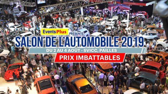 Salon de l'Automobile 2019 - nouveautés, prix imbattables et exclusifs pendant 3 jours