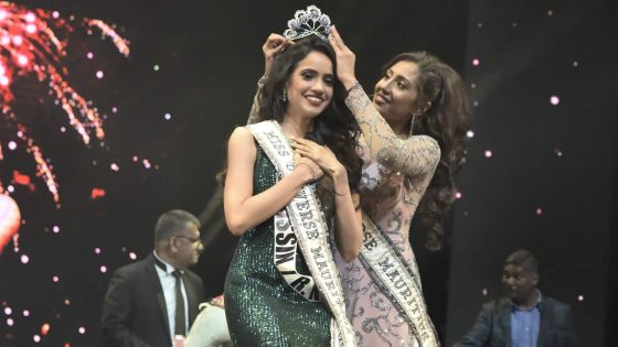 Finale of Miss Universe Mauritius : Ornella Laflèche crowned beauty queen