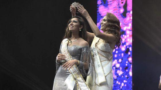 Urvashi Hureeram becomes Miss Supranational Mauritius