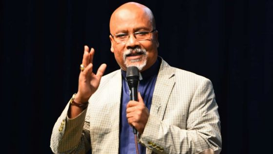 Rassemblement de la Fédération Créole Mauricien -Père Jocelyn Grégoire: «Je n'ai aucuneambition politique»