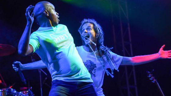 Deux jours de festival de musique avec Kaz'Out