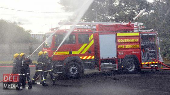Sapeurs-pompiers : le manque de camions décrié par le syndicat