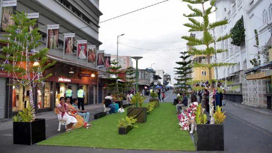 Port-Louis fête sa cité
