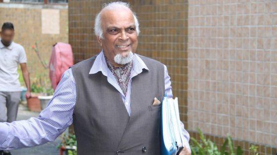 Demande de réintégration sur la liste des avocats : l'Ordre des avocats dépose un affidavit contre Dev Hurnam