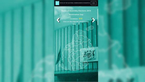 OEC App : une application pour suivre les élections