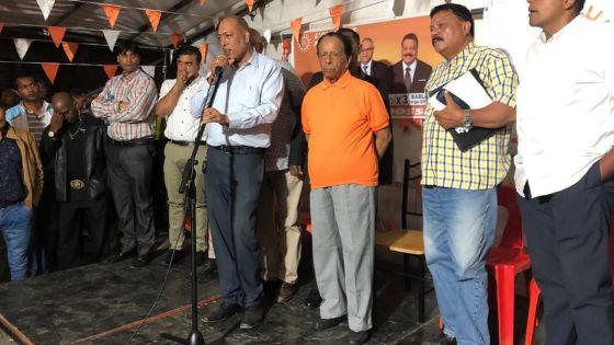 À St-Paul - SAJ : «Na pa swazir dimounn pou vote»