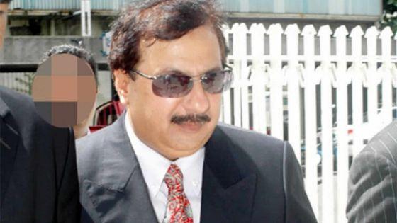 Condamné à 18 mois de prison pour trafic d'influence : l'appel de Rafiq Peermamode entendu en Cour suprême
