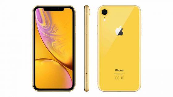 Smartphone iPhone XR : le nouveau iPhone «d'entrée de gamme» lancé à Maurice